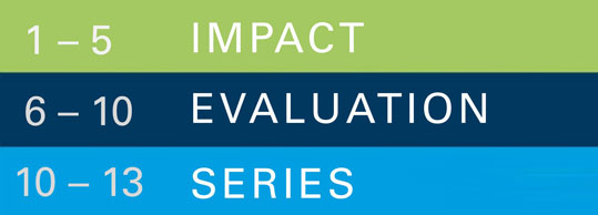 logo IMPACT EVALUATION SERIES