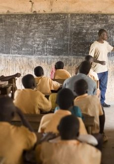Evidence from Africa shows cash transfers increase school enrollment