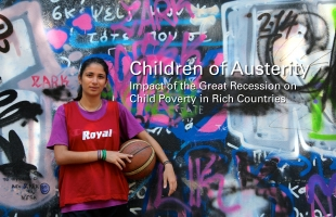 Global recession and austerity hit children in high-income countries