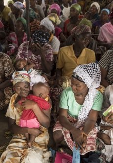 Ghana mothers and babies group