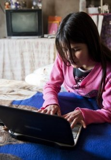 Argentina Child internet use