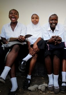 Adolescent Girls Tanzania - adolescent brain article