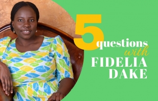 Five questions with Dr. Fidelia Dake on researching on impacts of cash transfers in Africa
