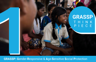 Setting a clear ambition: a first step towards gender-responsive social protection