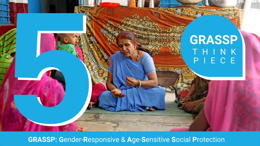 Gendering the design and implementation of MGNREGA