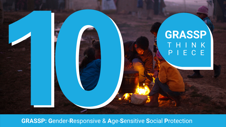 Gender, social protection and resilience