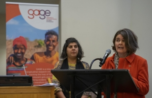 GRASSP: Unleashing the potential of social protection for girls and women