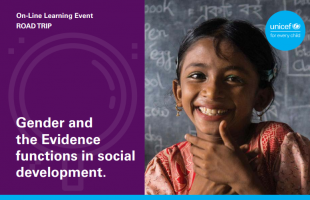 Gender and the Evidence Functions in Social Development