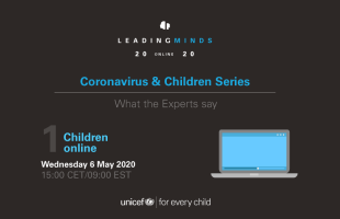 Children Online During the COVID-19 Pandemic