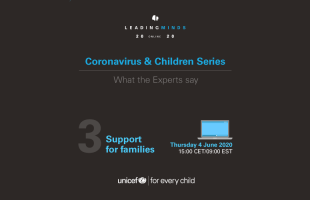 Support for Families During COVID-19