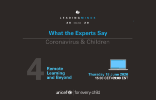 Remote Learning and Beyond