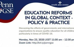 Education Reforms in Global Context: Policy & Practice