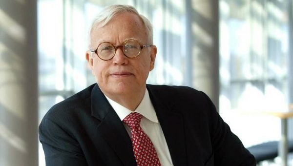 Professor James Heckman New picture