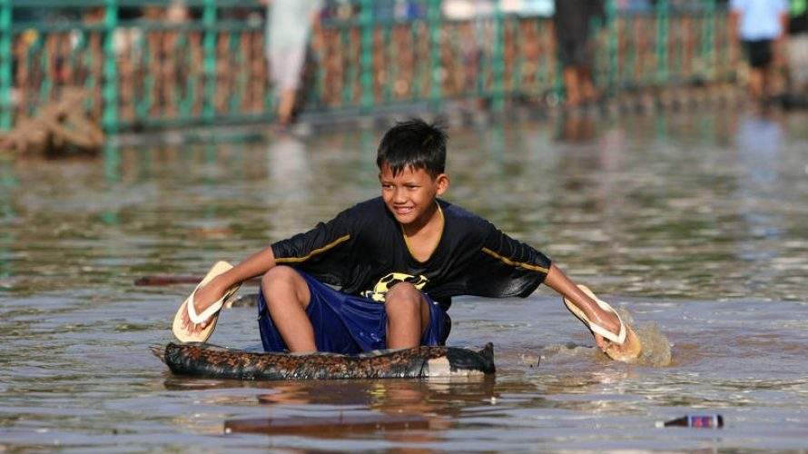 Climate change – why a children's rights perspective matters