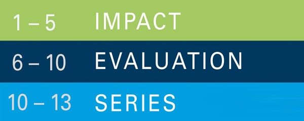 IMPACT EVALUATION SERIES