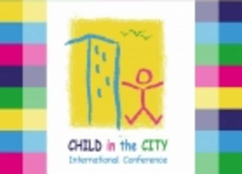 ©Child in the city 2010 - Child in the City 2010 logo