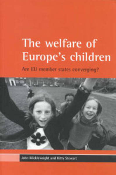 - The Welfare of Europe's Children - Are EU member states converging?  published