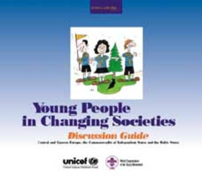 - Publication of the Youth discussion guide