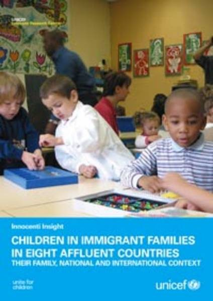 ©UNICEF IRC - Presentation of the Innocenti Insight on children in immigrant families