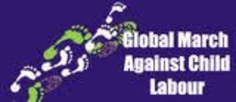 ©Global March - Official Logo