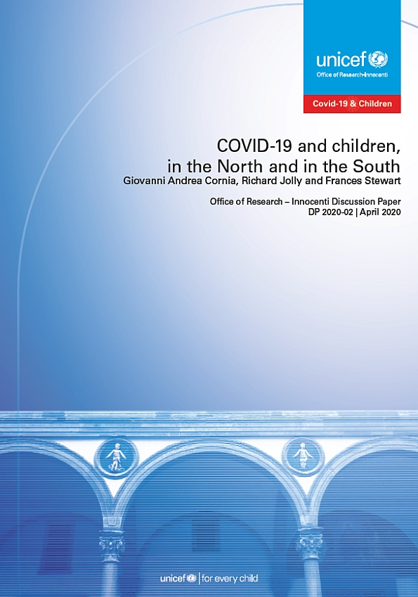 COVID-19 and Children, in the North and in the South