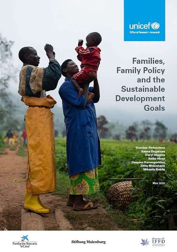 Families, Family Policy and the Sustainable Development Goals