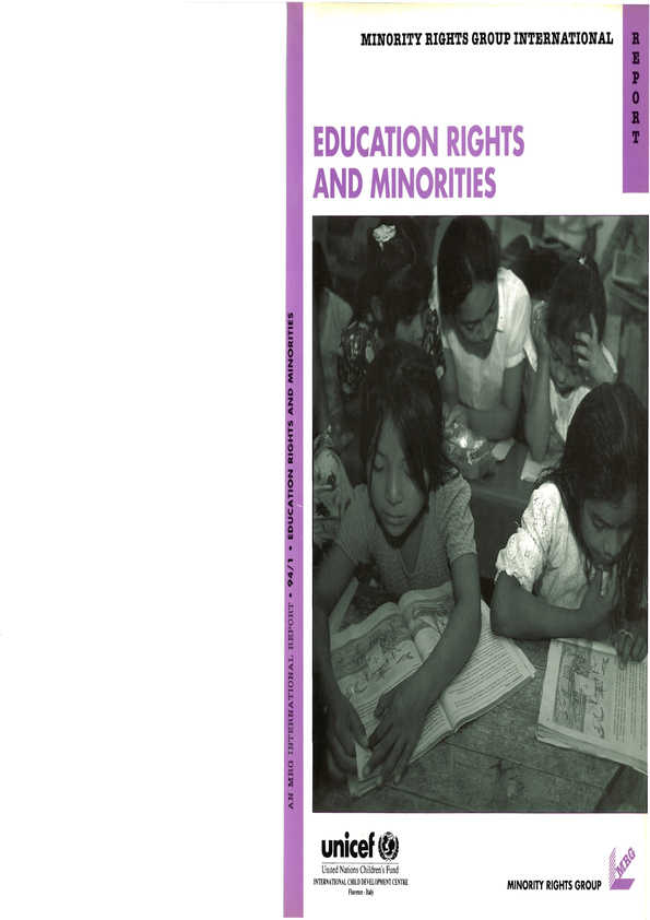 Education Rights and Minorities