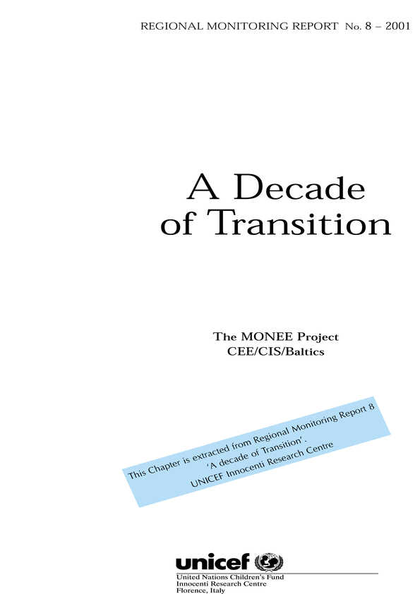 A Decade of Transition