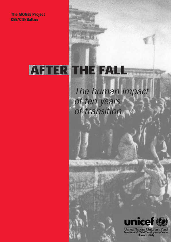 After the Fall: The human impact of ten years of transition