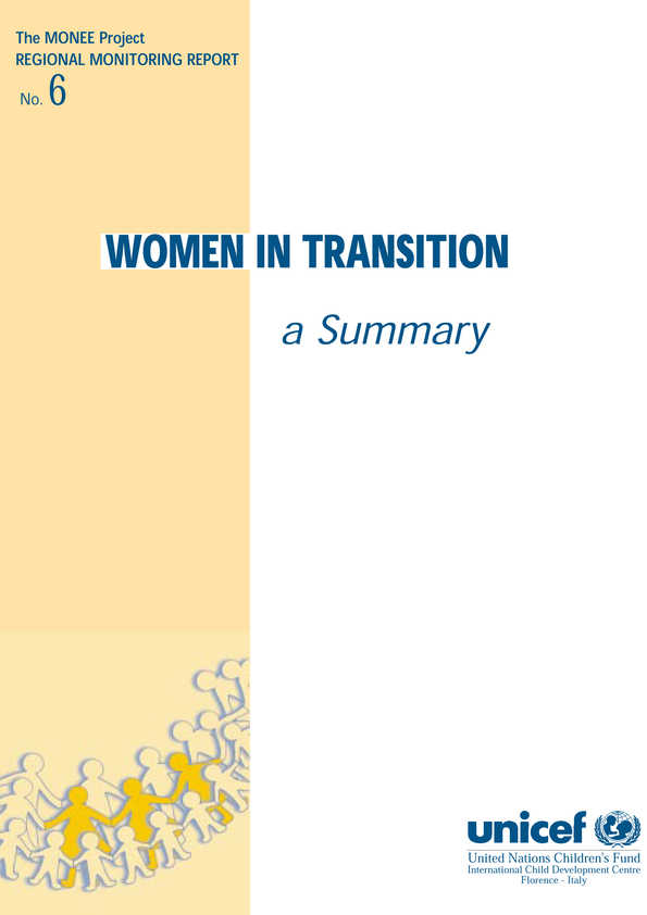 Women in Transition: A summary