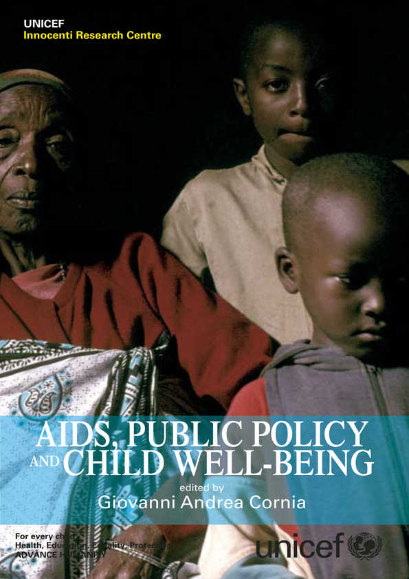 AIDS, Public Policy and Child Well-being