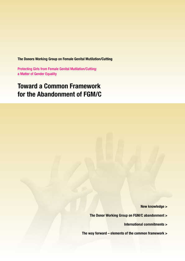 Toward a Common Framework for the Abandonment of FGM/C