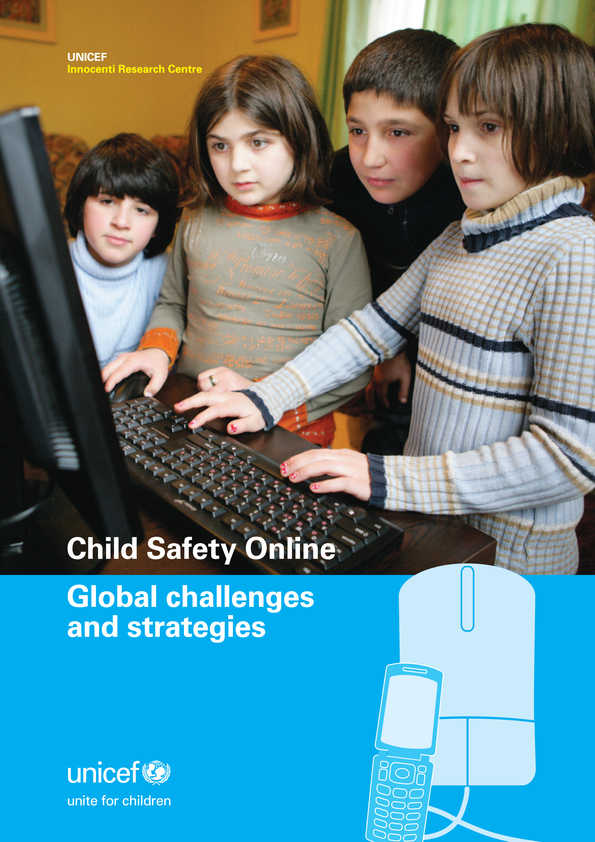 Child Safety Online: Global challenges and strategies