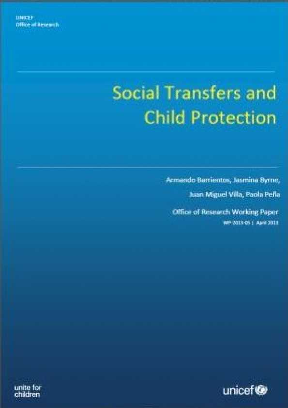 Social Transfers and Child Protection