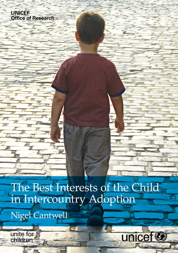 The Best Interests of the Child in Intercountry Adoption