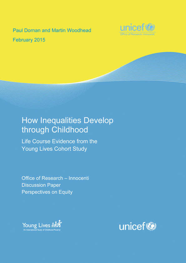 How Inequalities Develop through Childhood: Life course evidence from the Young Lives cohort study