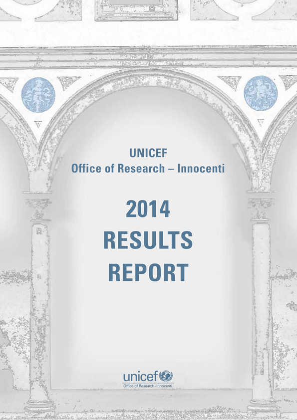 2014 Results Report