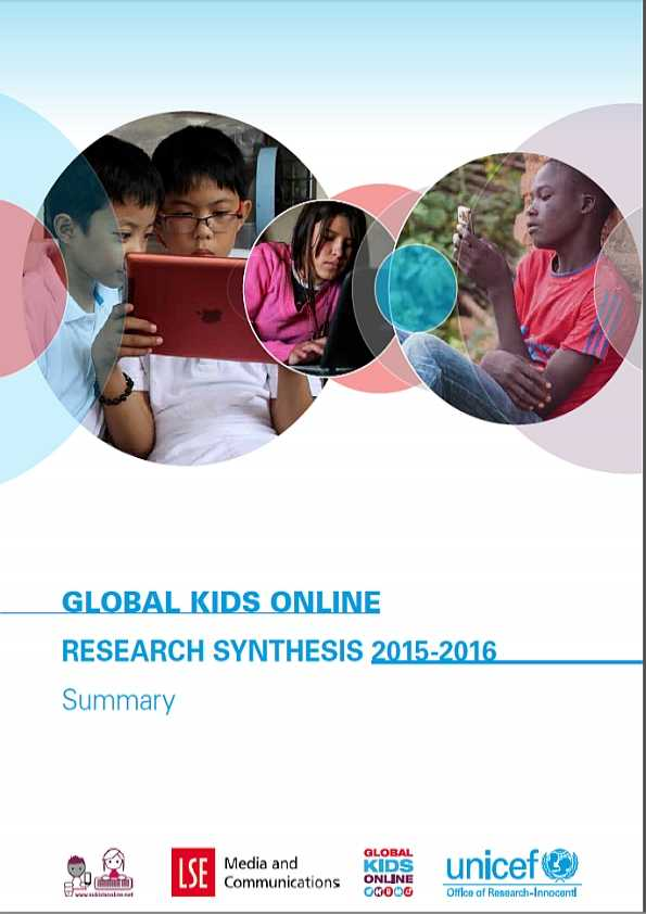 Global Kids Online, Research Synthesis 2015–2016: Summary