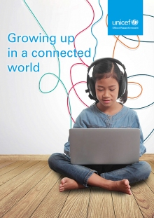 Growing up in a connected world