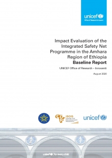 Impact Evaluation of the Integrated Safety Net Programme in the Amhara Region of Ethiopia: Baseline Report