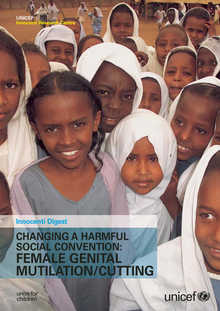 Changing a Harmful Social Convention: Female Genital Mutilation/Cutting