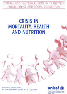 Crisis in Mortality, Health and Nutrition