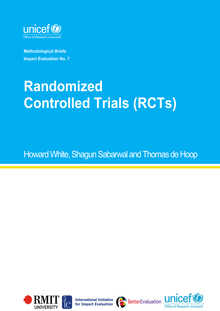 Randomized Controlled Trials (RCTs): Methodological Briefs - Impact Evaluation No. 7