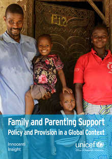 Family and Parenting Support: Policy and Provision in a Global Context