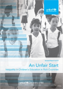 An Unfair Start: Inequality in Children's Education in Rich Countries