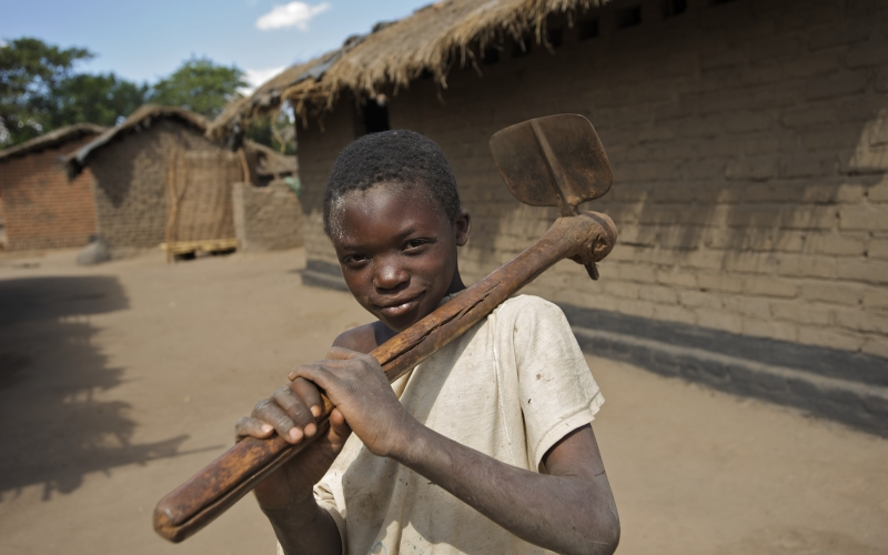 Child labour and social protection in Africa
